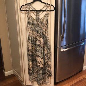 BCBG Geneeation high low summer dress